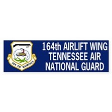 164th Airlift Wing Bumpersticker