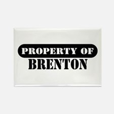 Property of Brenton Rectangle Magnet