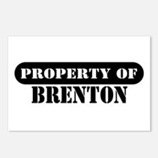 Property of Brenton Postcards (Package of 8)