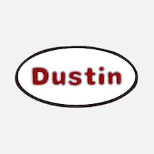 Dustin Santa Fur Patch