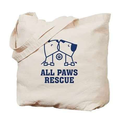 All Paws Rescue Tote Bag