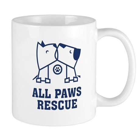All Paws Rescue Mugs