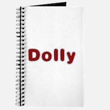 Dolly Santa Fur Journal
