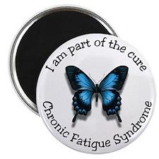 CFS Awareness Magnet