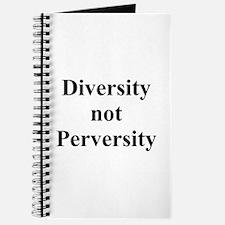 Diversity not Perversity Journal