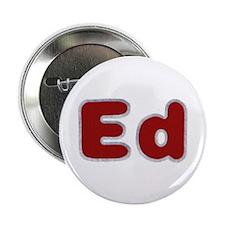 Ed Santa Fur Button 10 Pack
