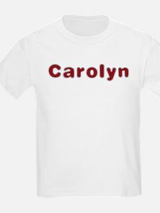 Carolyn Santa Fur T-Shirt