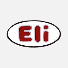 Eli Santa Fur Patch