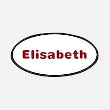 Elisabeth Santa Fur Patch