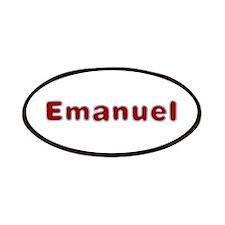 Emanuel Santa Fur Patch