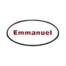 Emmanuel Santa Fur Patch