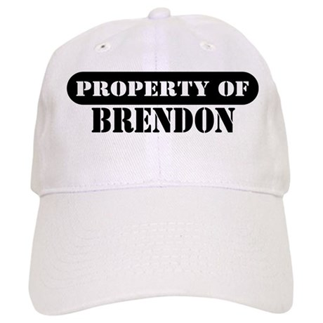 Property of Brendon Cap
