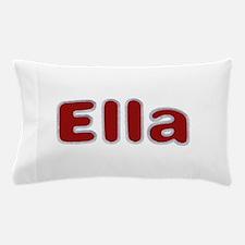 Ella Santa Fur Pillow Case