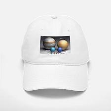 Solar System Planets Baseball Baseball Cap