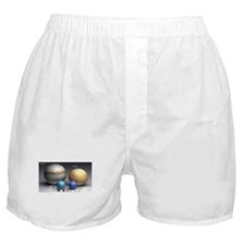 Solar System Planets Boxer Shorts