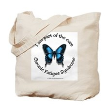 CFS Awareness Tote Bag