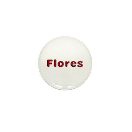 Flores Santa Fur Mini Button 10 Pack