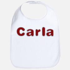 Carla Santa Fur Bib