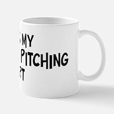 My Horseshoe Pitching Mug