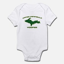Upper Peninsula Yooper - Gree Infant Bodysuit