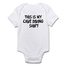 My Cave Diving Infant Bodysuit