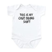 My Cave Diving Infant Bodysuit