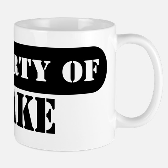 Property of Blake Mug