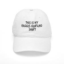 My Haggis Hurling Baseball Cap