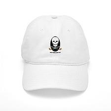 Dead serious about golf Baseball Cap