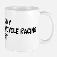 My Grand Prix Motorcycle Raci Mug