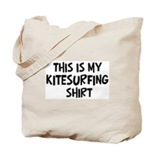 My Kitesurfing Tote Bag