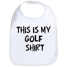 My Golf Bib