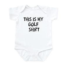 My Golf Infant Bodysuit