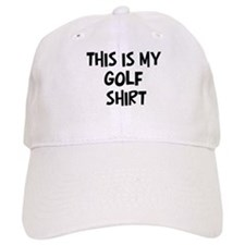 My Golf Baseball Cap