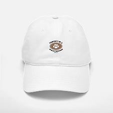 Pineranian dog Baseball Baseball Cap