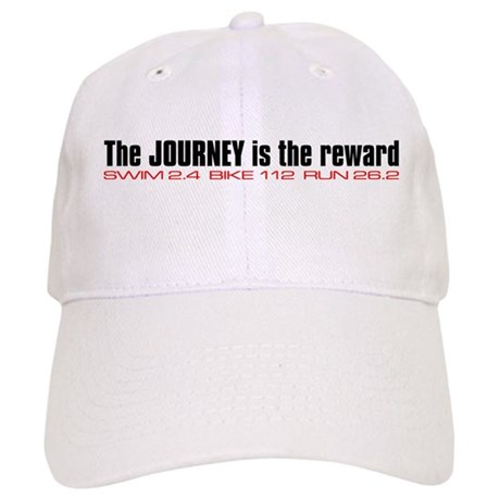 """Journey is the reward"" Cap"