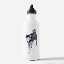 Husky Water Bottle