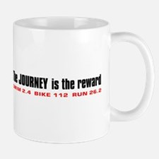 """Journey is the Reward"" Mug"