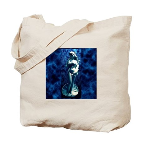 Blue Venus Tote Bag