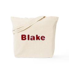 Blake Santa Fur Tote Bag