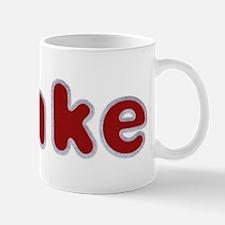 Blake Santa Fur Mugs