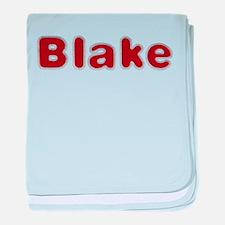 Blake Santa Fur baby blanket