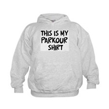 My Parkour Hoodie