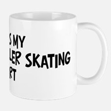 My Artistic Roller Skating Mug