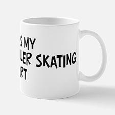 My Artistic Roller Skating Small Small Mug