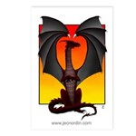 Dragon Dusk Postcards (Package of 8)