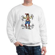 Morris Dancer Sweatshirt