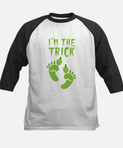 Im the TRICK Halloween funny design Baseball Jerse