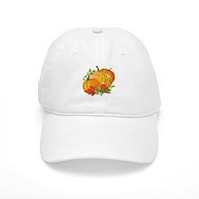 Fall Pumpkins Baseball Cap