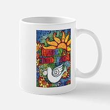 Cute Peace earth Mug